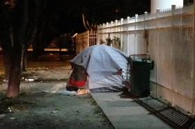 There are more homeless people living in Miami-Dade County than before.