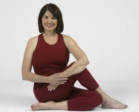 Easy Yoga with Peggy Cappy