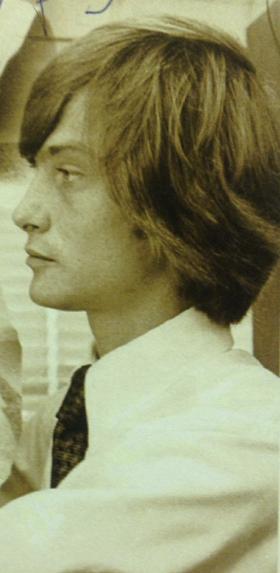 Joseph Cooper circa 1977
