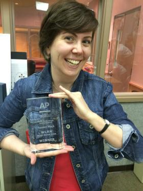 WLRN's Sammy Mack wins big this year. Congrats!