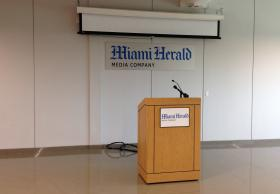 Alex Villoch will be the new Miami Herald publisher and president.