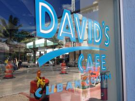 After 37 years, David's Cafe closed its doors for good this weekend.