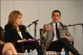 Democratic Sen. Eleanor Sobel and Republican Rep. Erik Fresen spoke at the WLRN and Miami Herald town hall on the child welfare system.