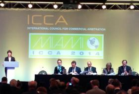 Miami hosted the prestigious International Council for Commercial Arbitration congress this week.