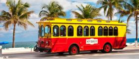 Fort Lauderdale's new trolley will be more handicap accessible and fuel-efficient.