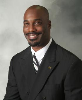 Dennis Wright is the president of the Greater Fort Lauderdale chapter of the 100 Black Men of America.