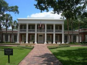 18 candidates have filed to run for governor of Florida. The winner will live in this mansion on a hill in Tallahassee.