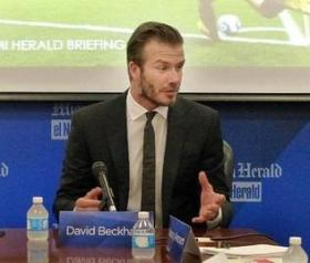 David Beckham's group hasn't said the rejection of its second site will end its efforts to bring professional soccer to Miami.
