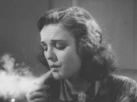 "GETTING WELL: Dorothy Short keeps symptoms at bay in this shot from the 1938 exploitation film ""Reefer Madness."" New polls show medical marijuana polling at around 88 percent with smaller majorities in favor of legal recreational pot."