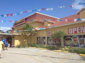 TNT Fireworks Superstore in Dania Beach was open around the clock to handle the Fourth of July holiday rush.