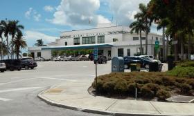 City of Miami City Hall in Coconut Grove.