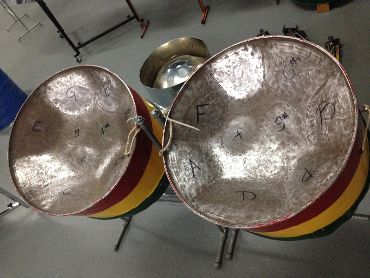 One Family Is Bringing Steel Pan Back