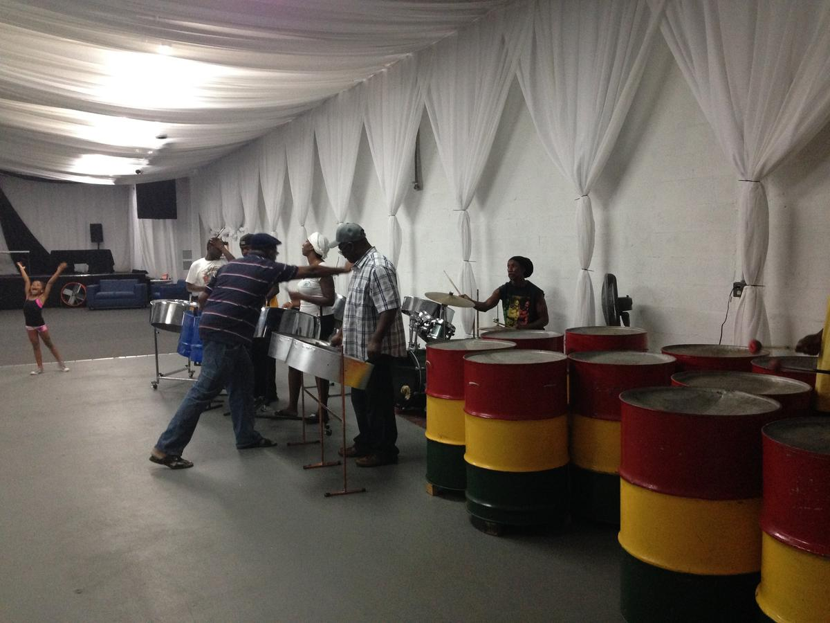How One Family Is Bringing Steel Pan Back