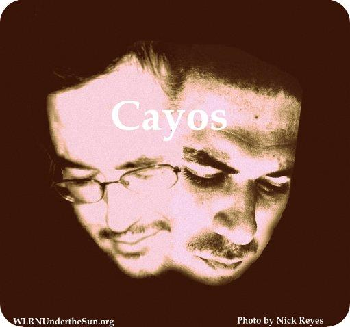 "Local band, ""Cayos"" is made up of Daniel Laburu and Nick Reyes."