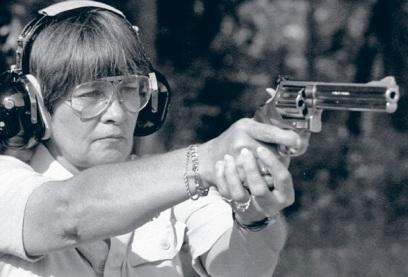 Marion Hammer was the NRA's first female president.