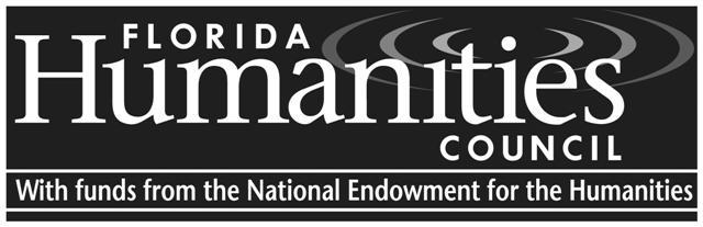 The logo for the FL Humanities Council