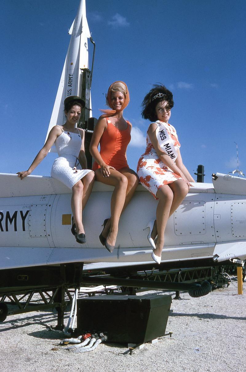 Miss Miami 1963.