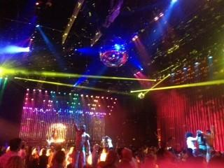 "A scene from ""The Donkey Show"" at the Adrienne Arsht Center"