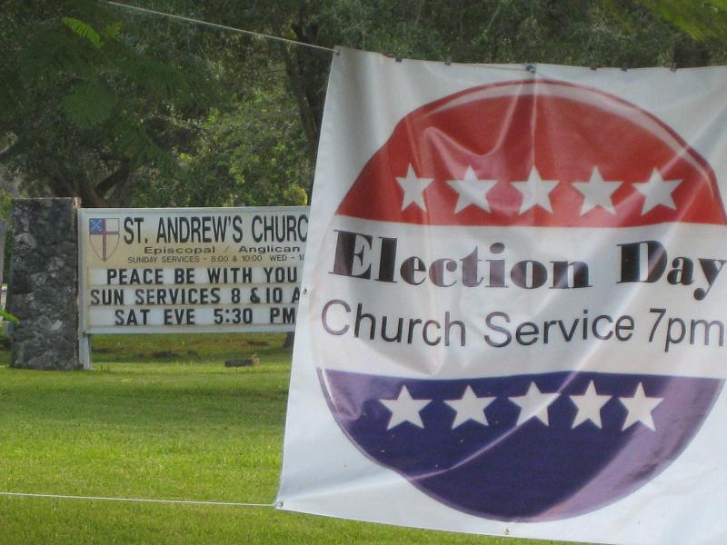 St. Andrews Episcopal Church in Palmetto Bay is one of hundreds around the country planning to take part in this event.