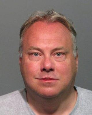 Mugshot of former Republican Party of Florida Chairman Jim Greer. A judge in Tallahassee ruled Greer can continue his lawsuit against two state senators.