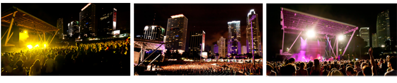 The Miami Jazz Fest® at Klipsch Amphitheater at Bayfront Park