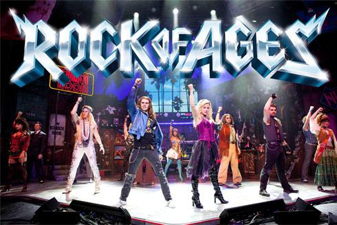 Rock of Ages On Tour