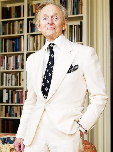 Tom Wolfe spent six years researching his latest novel.