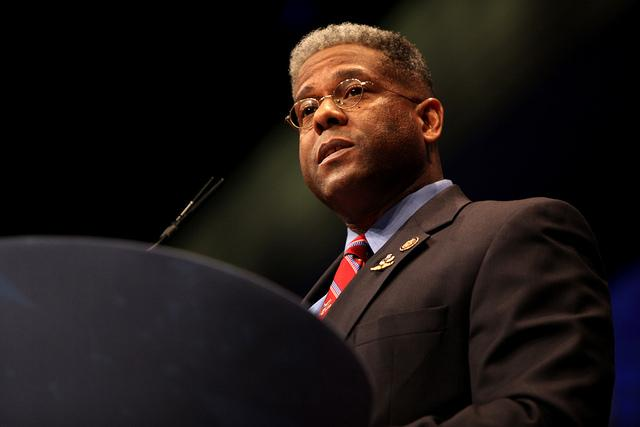 Allen West is raising more money than anyone else in the House.