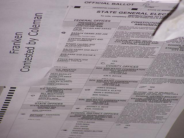 Florida's ballot this year contains proposed changes to the state's Constitution that only come from Tallahassee.