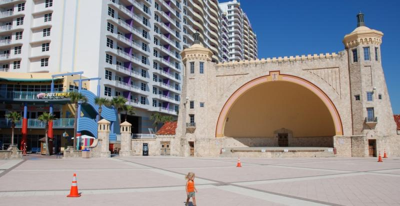 FDR Built That: Daytona Beach's Bandshell