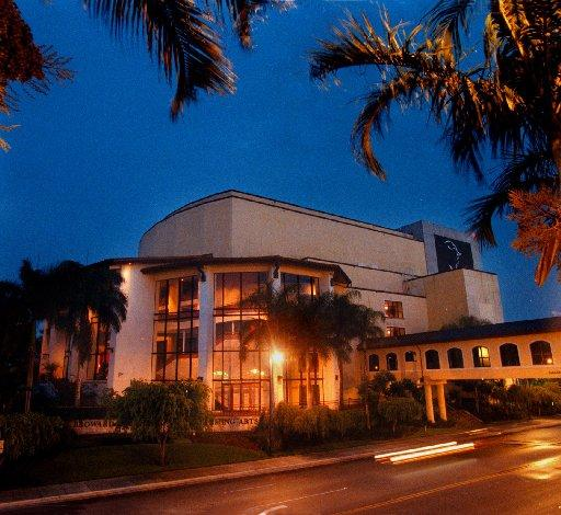 Broward Center for the Performing Arts photo: Miami Herald Files