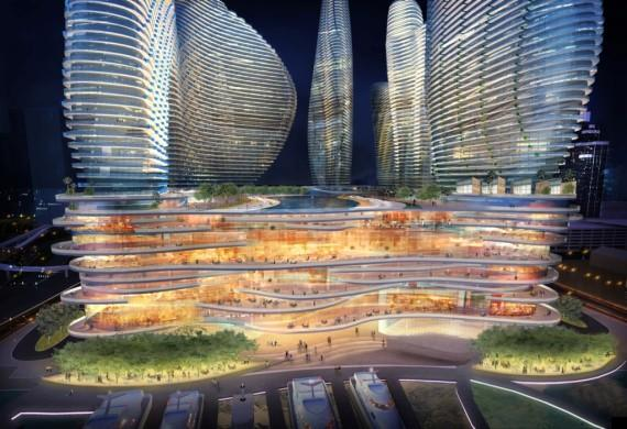 Extreme Casino: Genting Resorts World invited Miamians to imagine this redevelopment of the Herald site.