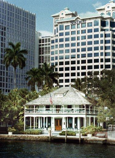 Stranahan House photo: Miami Herald Files