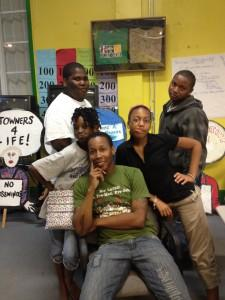 Students at Power U Center in Miami advocate for keeping students in class and out of in-school-suspension.