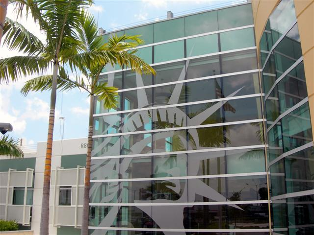 U.S. Citizenship and Immigration Services Building in North Miami.