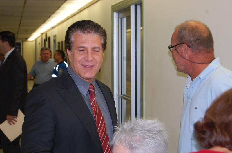 Hialeah Mayor Carlos Hernandez shares his fond memories of the Hialeah Speedway