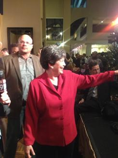 Lois Frankel won the race for Florida's 22nd Congressional District.