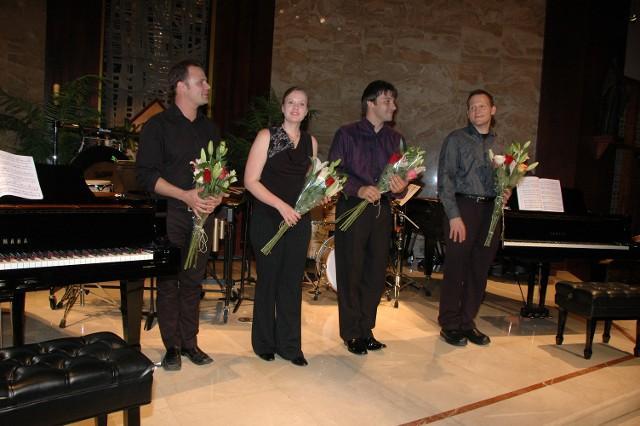Saint Martha Yamaha Concert Series