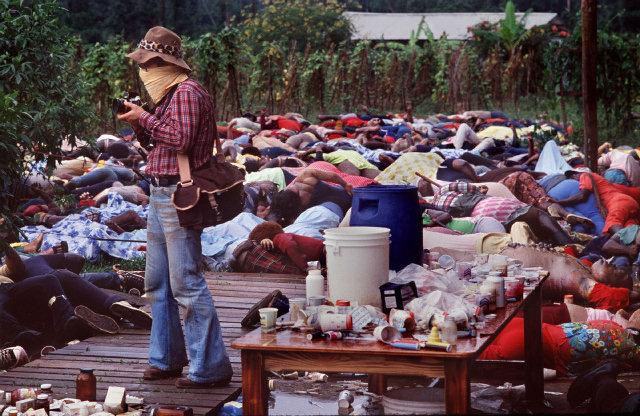In 1978, Tim Chapman was one of the first journalists to arrive on the scene of a mass suicide in Jonestown, Guyana.