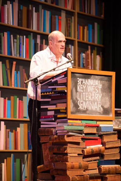 Colm Tóibín discusses The Master, his 2004 novel about Henry James.