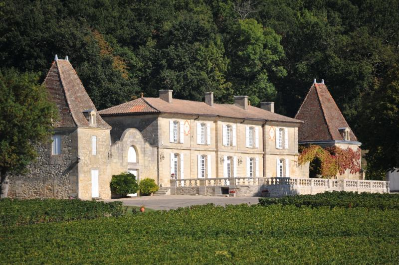 Chateau Lassegue, Saint-Emilion, Bordeaux France
