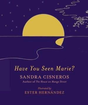 Have You Seen Marie? Sandra's first new book since Caramelo.