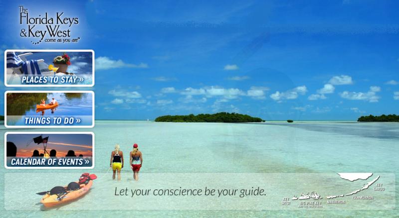 Florida Keys calendar