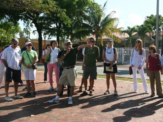 HistoryMiami Walking Tour