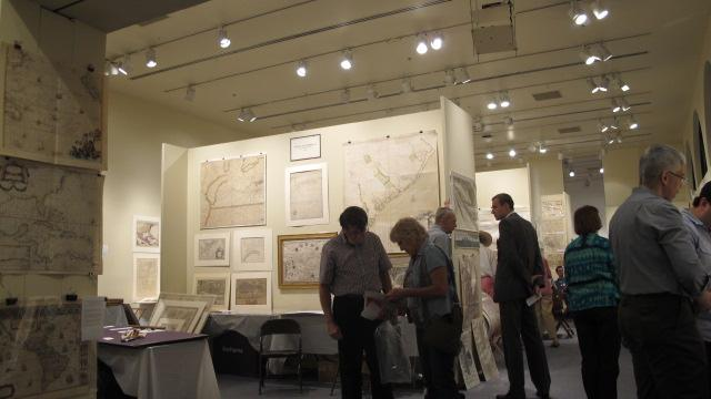 The Miami International Map Fair