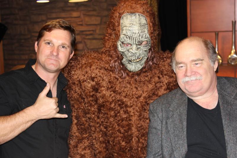 Rob Robinson, Florida Skunk Ape, Scott Marlowe