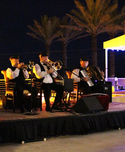 Klezmer and a South Beach launch party:  El Nosh pop-up Latin deli at the Marriott on Ocean Drive.