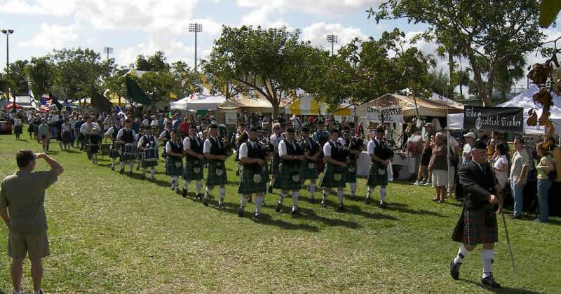 30th Scottish Festival and Highland Games