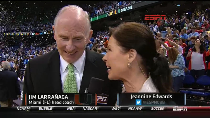 How The University Of Miami's Basketball Coach Is Bringing Back The Ñ