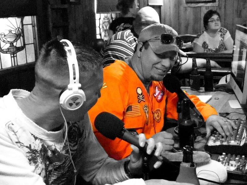 Owen Sliter on radio